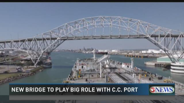 New Harbor Bridge to play big role in Port | KiiiTV.com