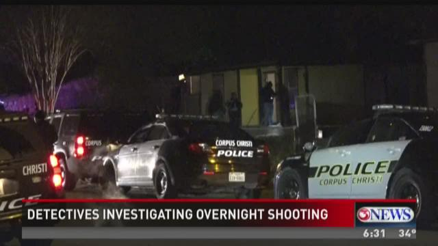Detectives Still For Searching For Overnight Shooter
