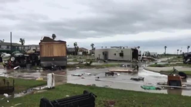 Hurricane Harvey Damages Port Aransas Kiiitv Com