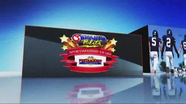 Sportsmanship Award: Week 3